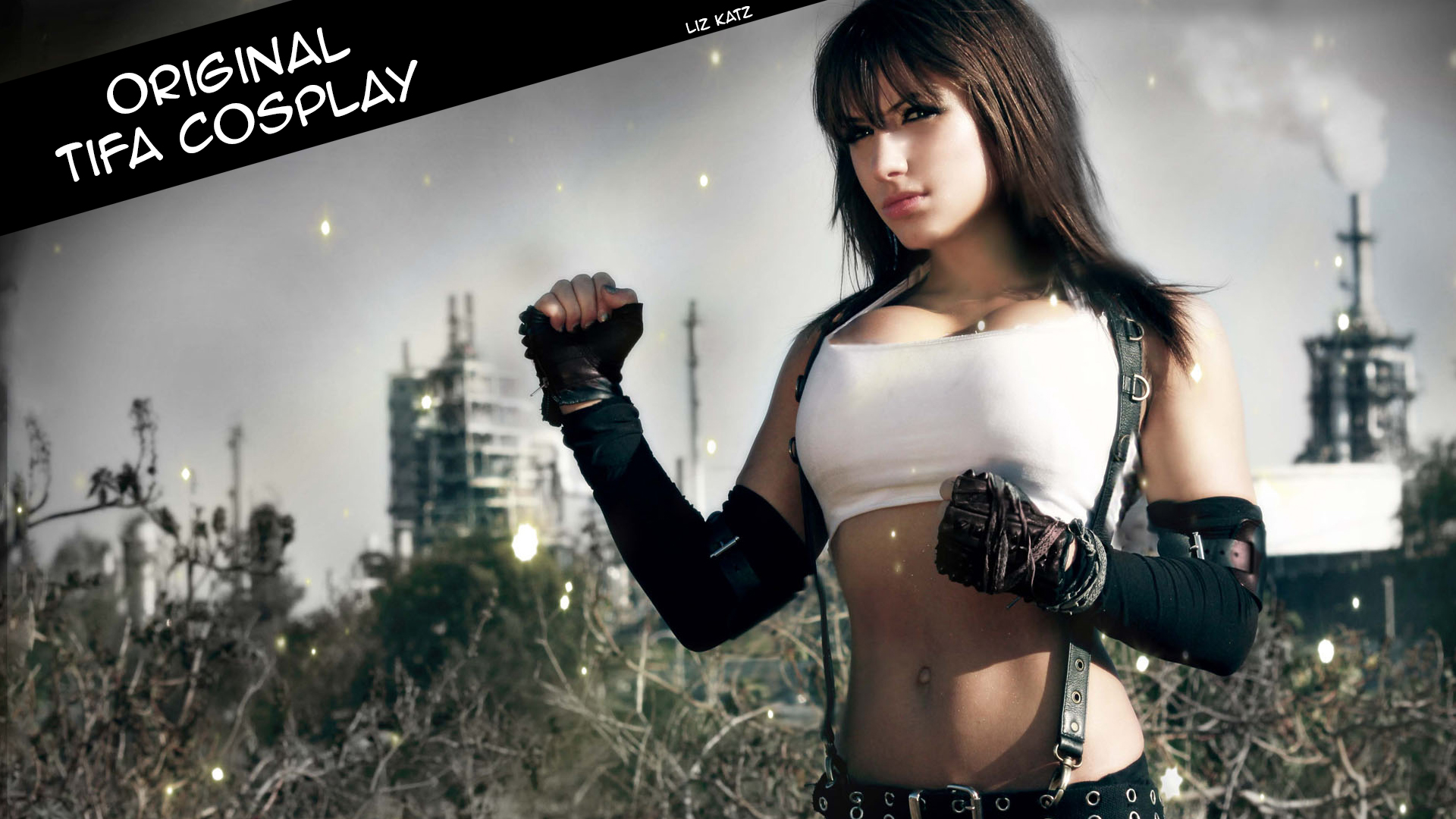 Original Tifa Lockhart Cosplay