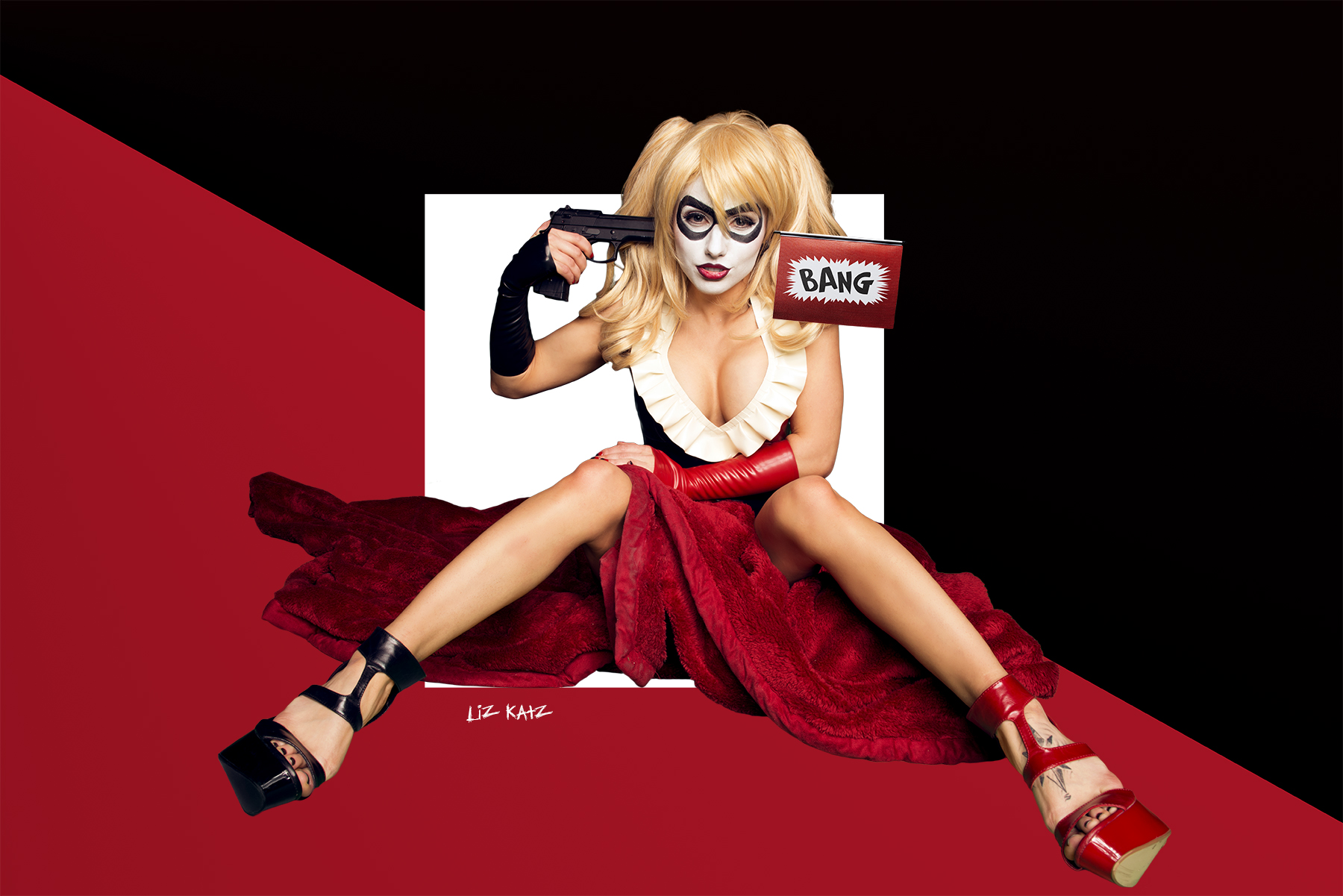 Harley Quinn Cosplay | Crazy in Love