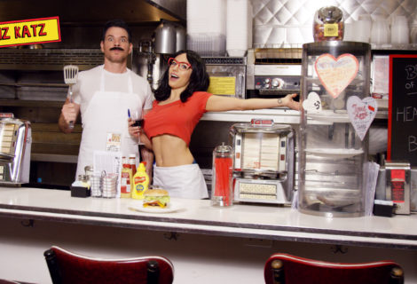 Bob's Burgers Cosplay – I Heartichoke You
